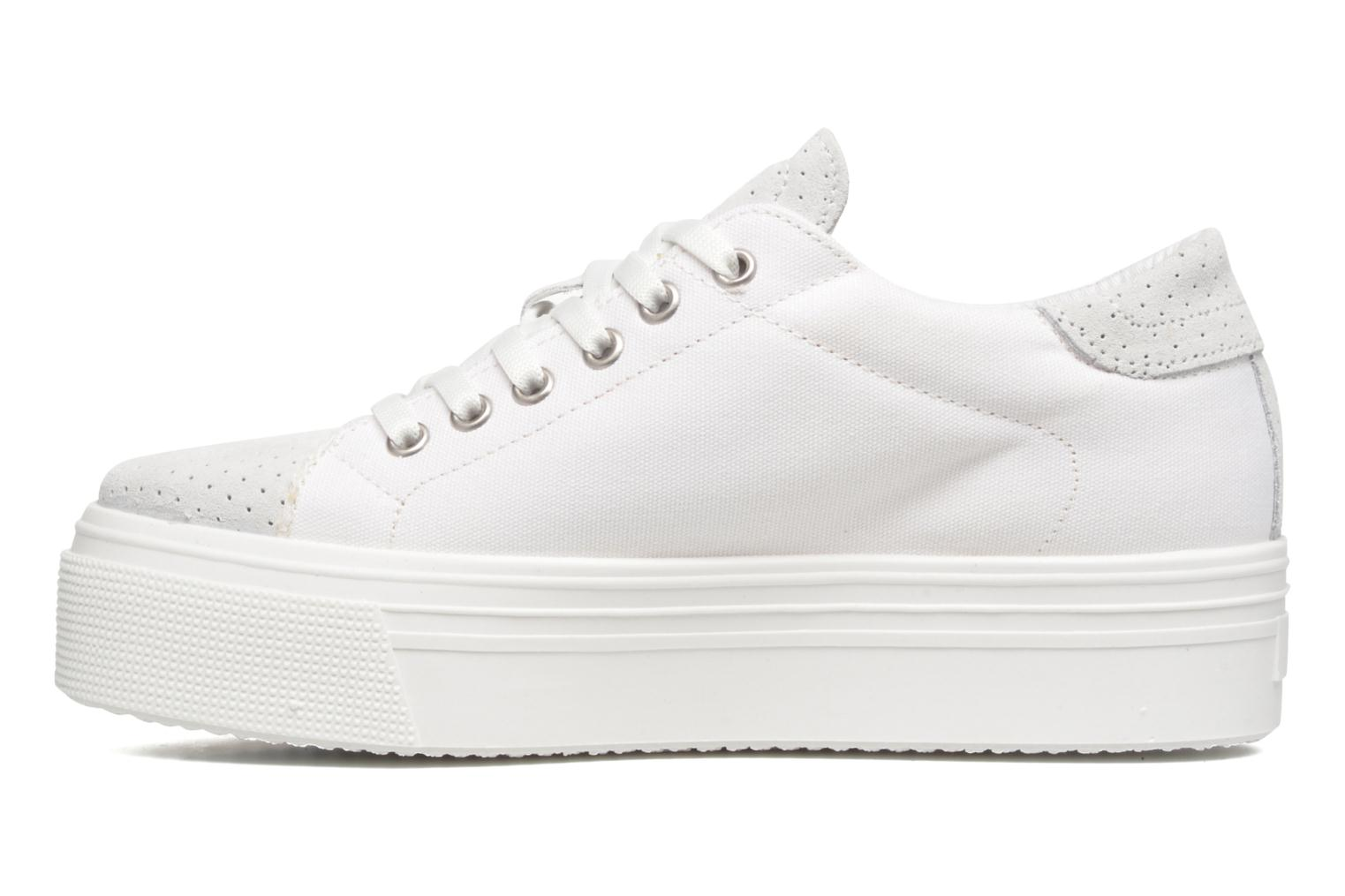 Sneakers Ippon Vintage Tokyo Patch Bianco immagine frontale