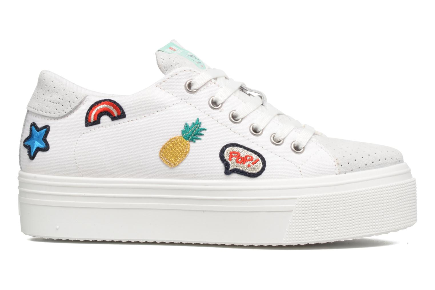 Trainers Ippon Vintage Tokyo Patch White back view
