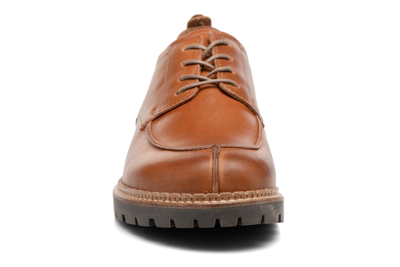 Baskets Birkenstock Timmins Marron vue portées chaussures