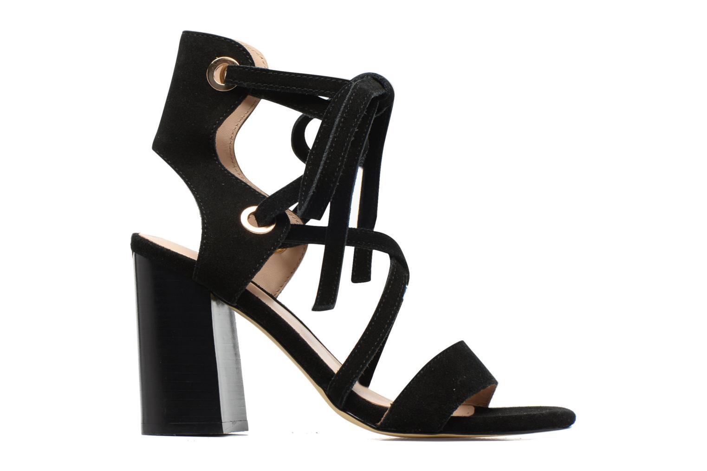 Sandales et nu-pieds Liu Jo Sandale Okiku Noir vue derrière