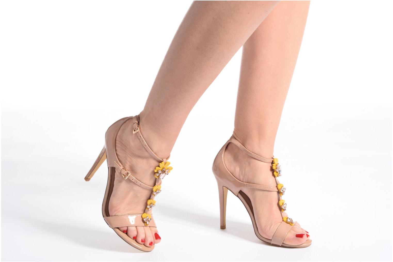 Sandales et nu-pieds Liu Jo Sandale Ami Rose vue bas / vue portée sac
