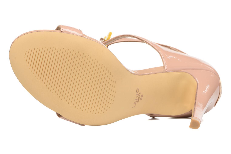 Sandales et nu-pieds Liu Jo Sandale Ami Rose vue haut