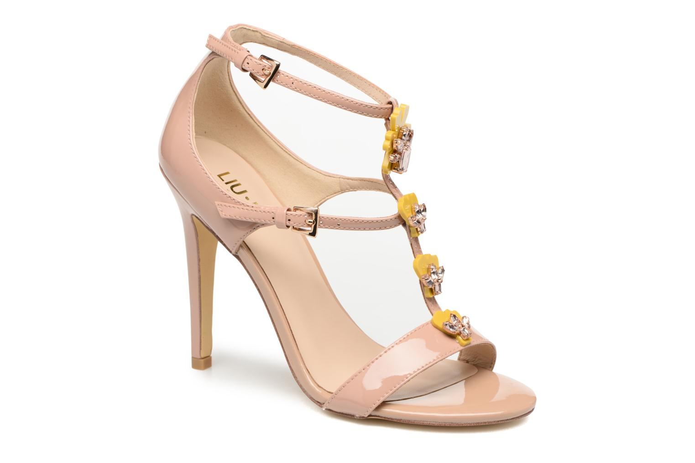 Sandales et nu-pieds Liu Jo Sandale Ami Rose vue détail/paire