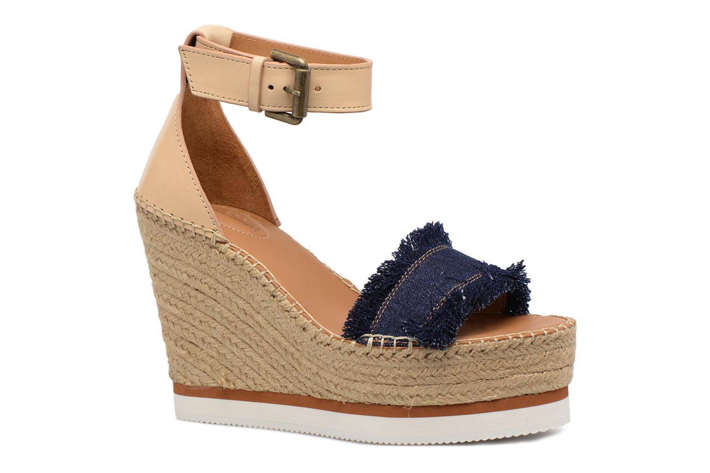 Grandes descuentos últimos zapatos See by Chloé Glyn High (Azul) - Sandalias Descuento