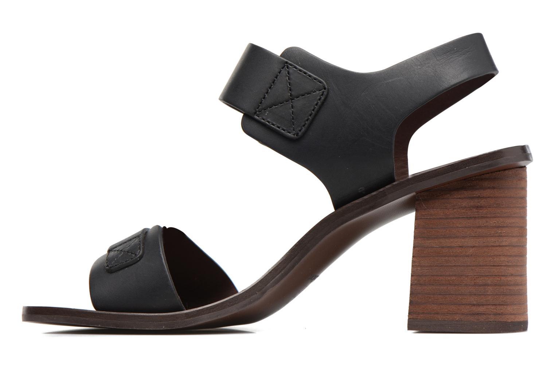 Sandales et nu-pieds See by Chloé Romy High Noir vue face