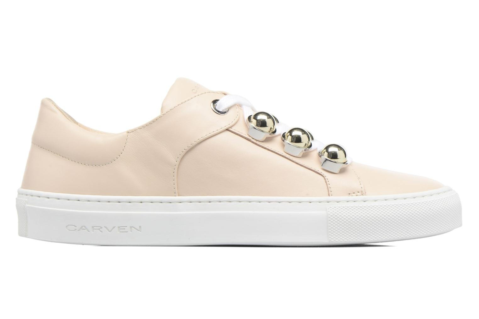 Baskets Carven Resonance Beige vue derrière