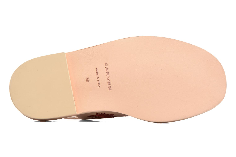 Sandalen Carven Butterfly Sandal Roze boven