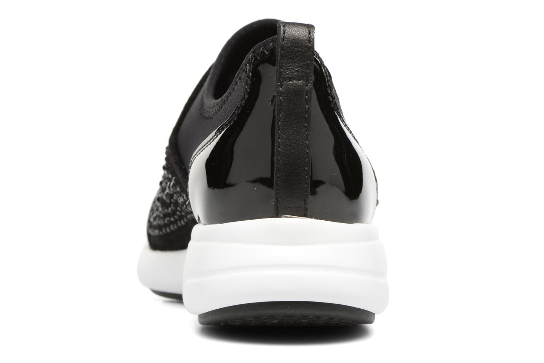 Sneakers Geox D OPHIRA B D721CB Nero immagine destra