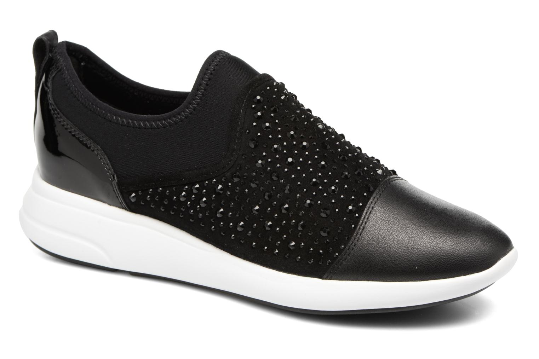 Sneakers Geox D OPHIRA B D721CB Nero vedi dettaglio/paio