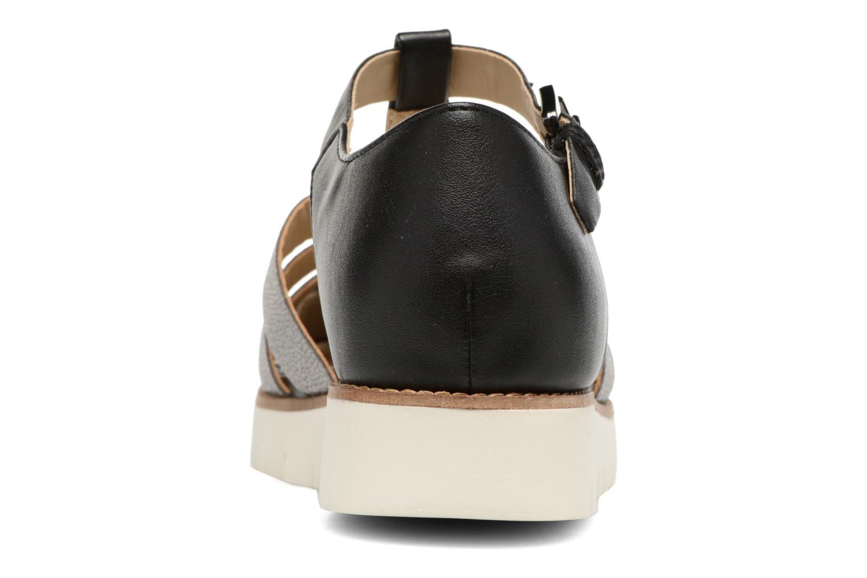 Sandali e scarpe aperte Geox D DARLINE D D721YD Nero immagine destra