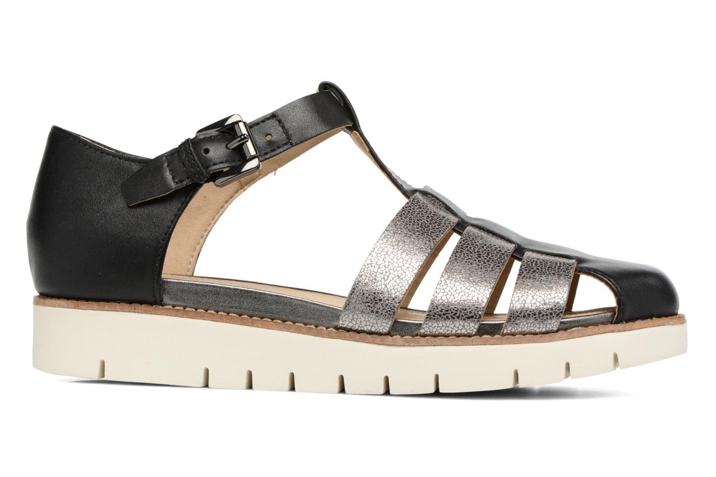 Sandali e scarpe aperte Geox D DARLINE D D721YD Nero immagine posteriore