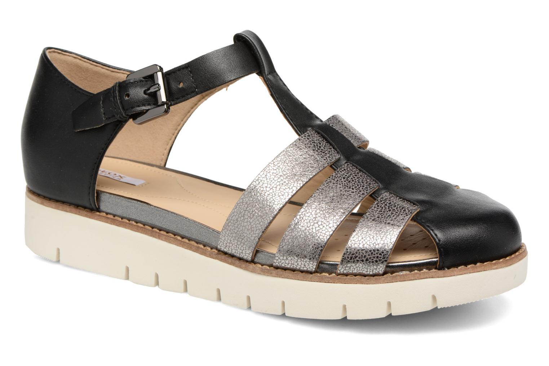 Sandali e scarpe aperte Geox D DARLINE D D721YD Nero vedi dettaglio/paio