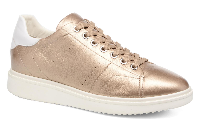 Damen D Thymar A Sneaker Geox vEFy7jiT0G