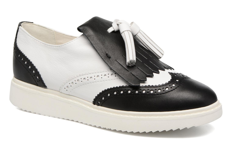 online retailer 80f53 7fb6a Zapatos promocionales Geox D THYMAR C D724BC (Blanco) - Mocasines Zapatos  de mujer baratos