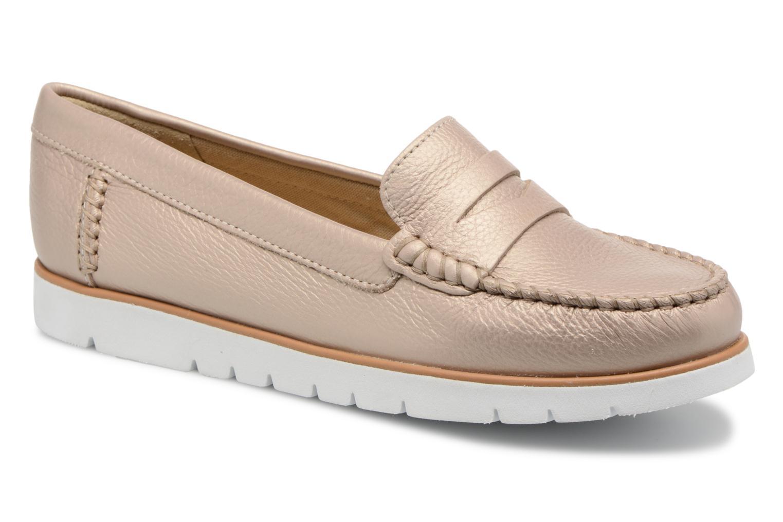 Grandes descuentos últimos zapatos Geox D KOOKEAN F D724PF (Beige) - Mocasines Descuento