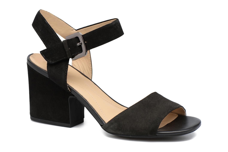 Sandales et nu-pieds Geox D MARILYSE B D724UB Noir vue détail/paire