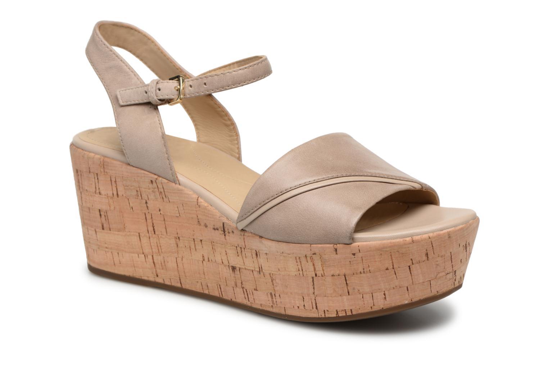Grandes descuentos últimos zapatos Geox D SAKELY A D724VA (Marrón) - Sandalias Descuento