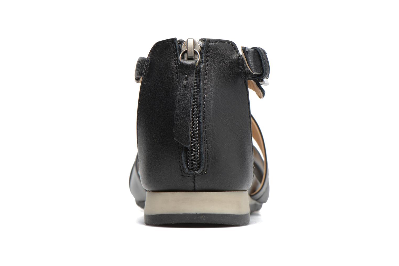 Sandales et nu-pieds Geox D FORMOSA A D7293A Noir vue droite