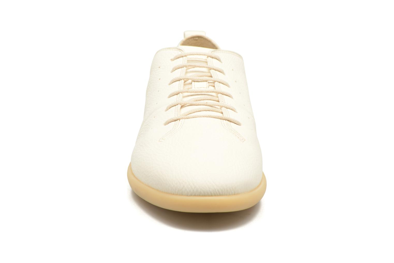 Baskets Geox U NEW DO B U620QB Blanc vue portées chaussures