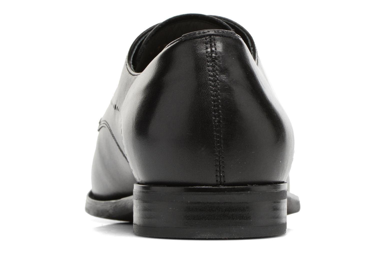 Chaussures à lacets Geox U NEW LIFE A U72P4A Noir vue droite
