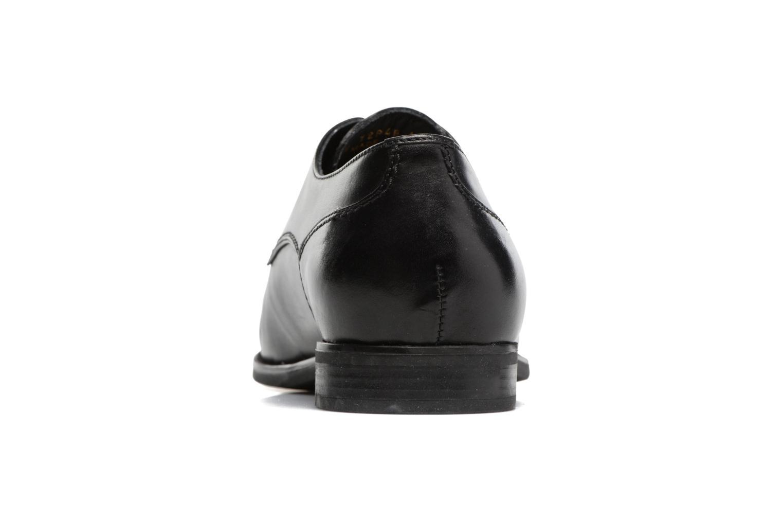 Chaussures à lacets Geox U NEW LIFE B U72P4B Noir vue droite