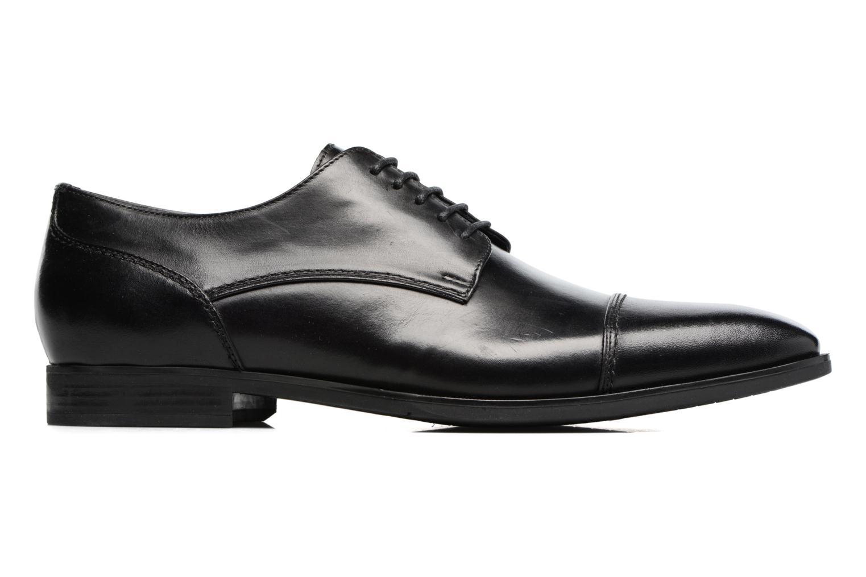 Chaussures à lacets Geox U NEW LIFE B U72P4B Noir vue derrière