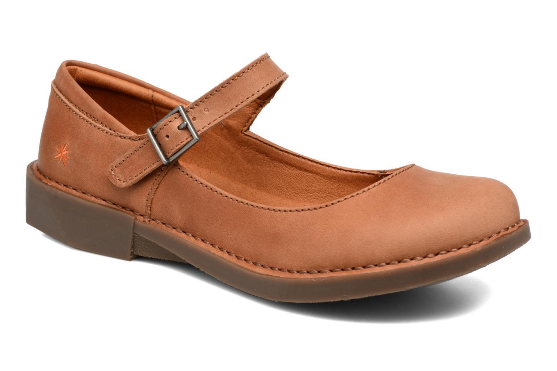 Nuevos zapatos para hombres y mujeres, descuento por tiempo limitado Art Bergen 929 (Marrón) - Bailarinas en Más cómodo