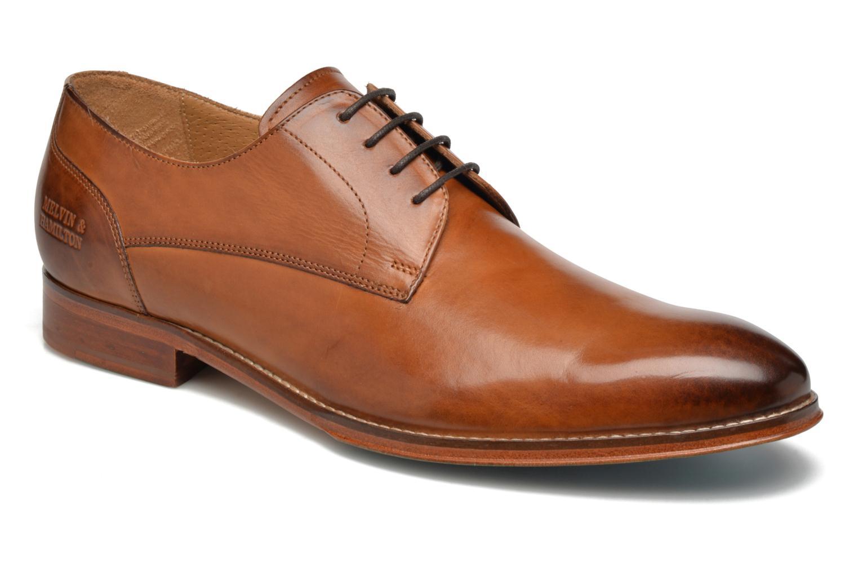 Melvin & Hamilton Kane 2 (Marron) - Chaussures à lacets chez Sarenza (281640)