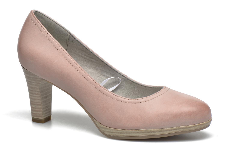 Zapatos de tacón Tamaris Fuchsia Rosa vista de detalle / par