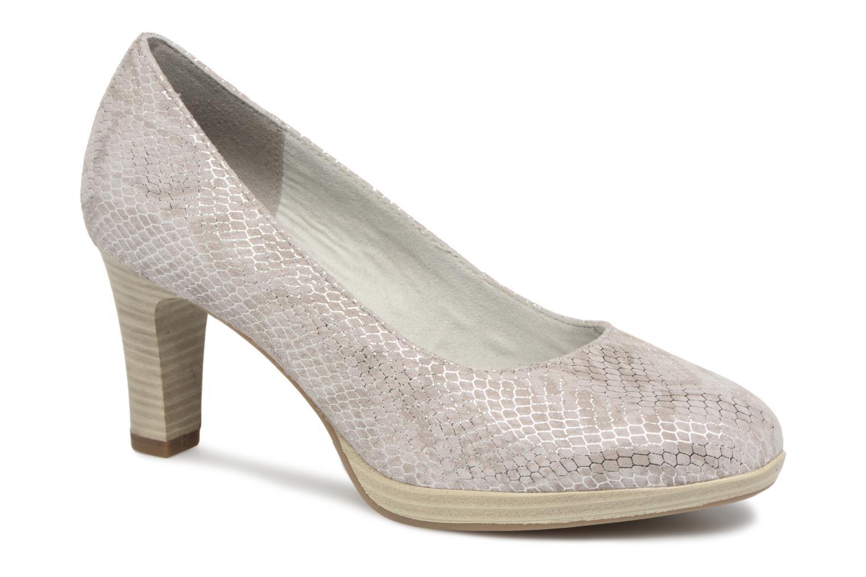 Zapatos promocionales Tamaris Fuchsia (Plateado) - Zapatos de tacón   Zapatos casuales salvajes