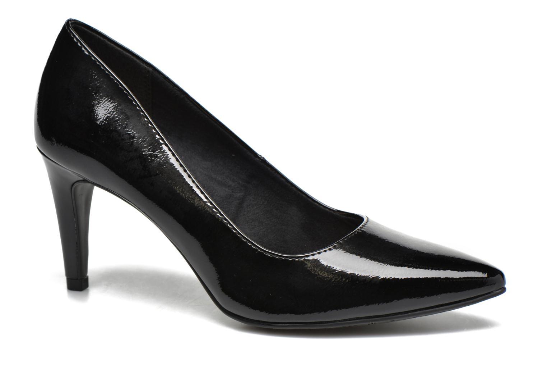 Høje hæle Tamaris Kaly Sort detaljeret billede af skoene