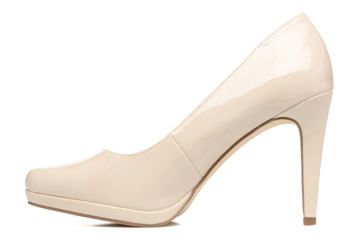 High heels Tamaris Celia Beige front view