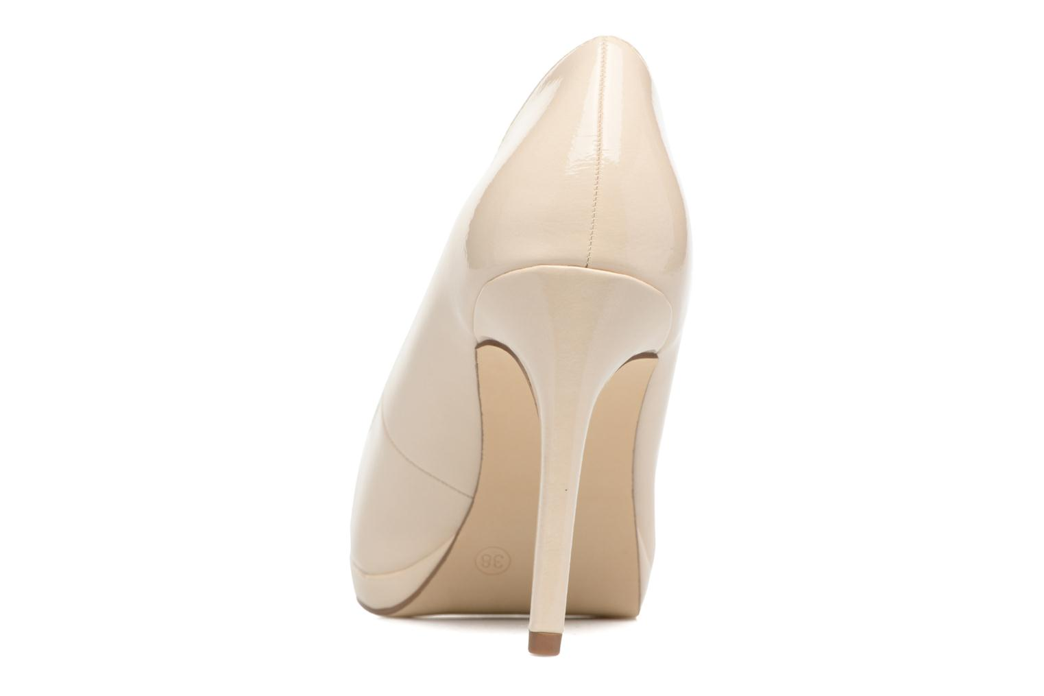 High heels Tamaris Celia Beige view from the right