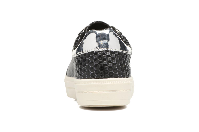 Baskets Tamaris Myosotis Noir vue droite