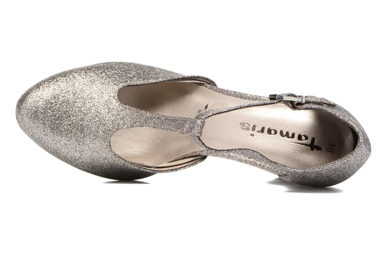 Tamaris es Pivoine (silber) -Gutes Preis-Leistungs-Verhältnis, es Tamaris lohnt sich,Boutique-3085 68afc1