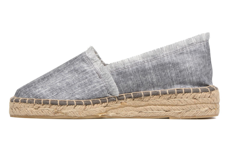 Espadrilles Tamaris Yucca Bleu vue face