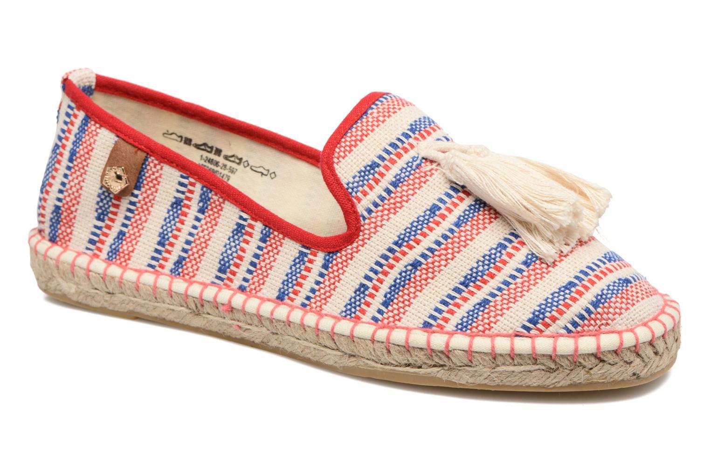 Espadrillos Tamaris Zinnia Multi detaljeret billede af skoene