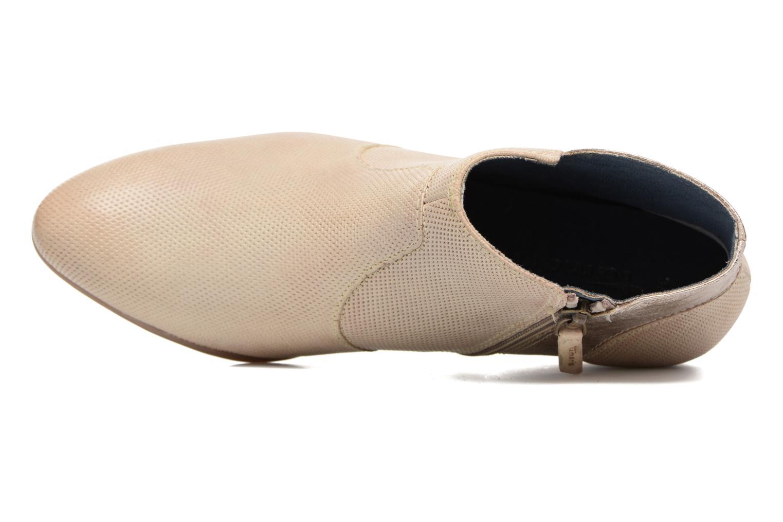 Bottines et boots Tamaris Esparcette Beige vue gauche