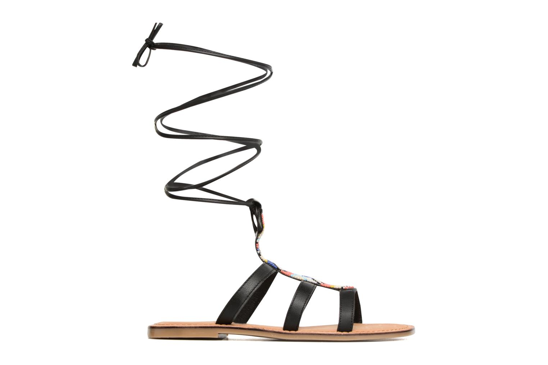 Sandales et nu-pieds Tamaris Réséda Noir vue derrière