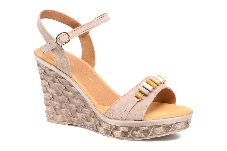 Grandes descuentos últimos zapatos Tamaris Kiwai (Beige) - Sandalias Descuento