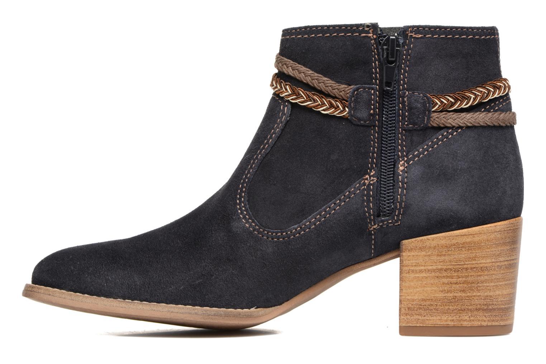 Bottines et boots Tamaris Jarosse Bleu vue face
