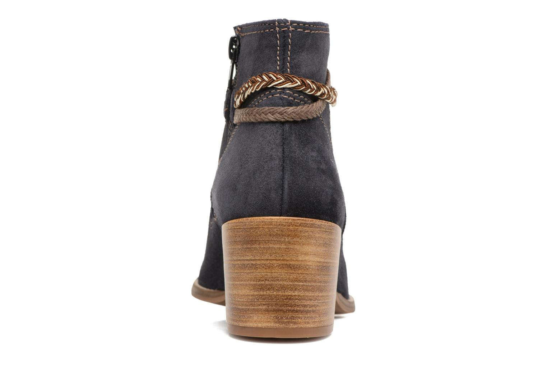 Bottines et boots Tamaris Jarosse Bleu vue droite