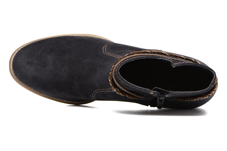 Bottines et boots Tamaris Jarosse Bleu vue gauche