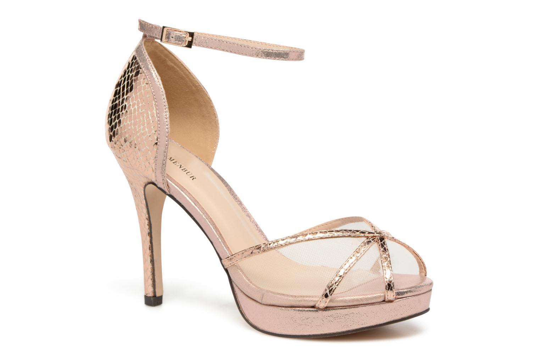 Marques Chaussure femme Menbur femme TIFLIS 2 EVEN ROSE