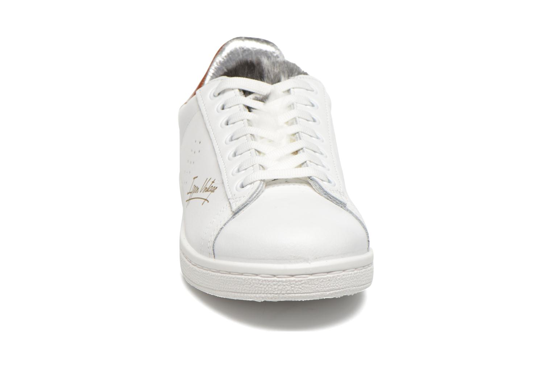 Baskets Ippon Vintage Wild Ice Blanc vue portées chaussures
