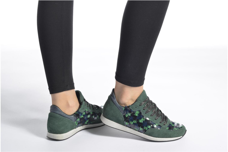 Sneakers Ippon Vintage Run Luxury Blå se forneden