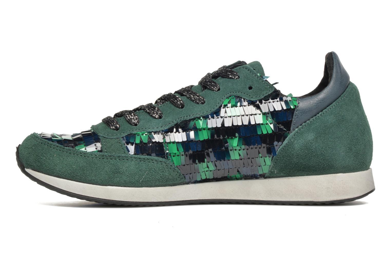 Sneakers Ippon Vintage Run Luxury Blå se forfra