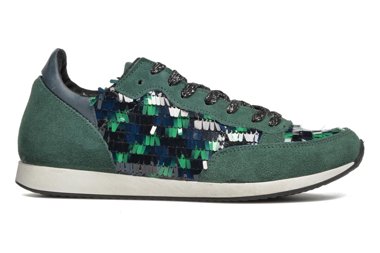 Sneakers Ippon Vintage Run Luxury Blå se bagfra