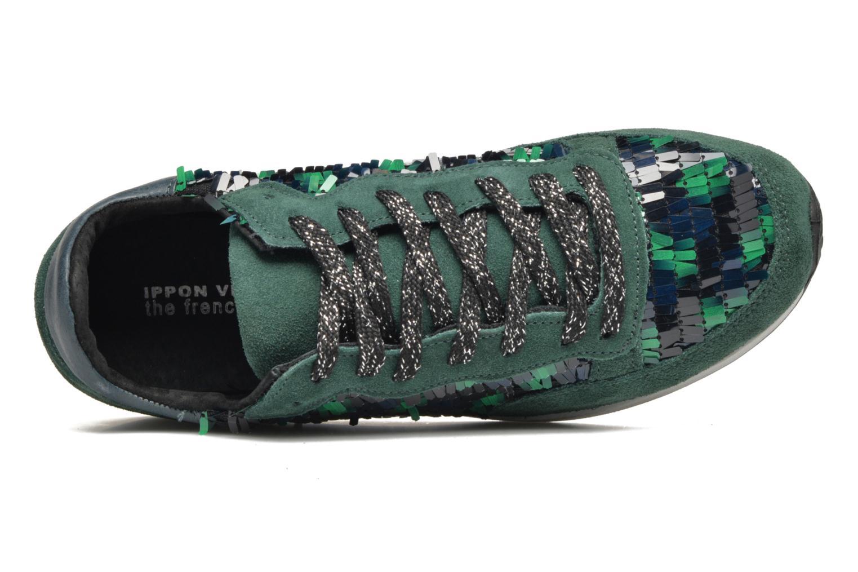 Sneakers Ippon Vintage Run Luxury Blå se fra venstre
