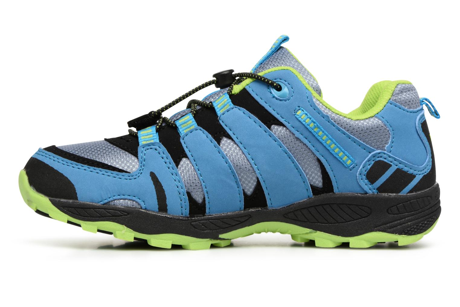 Trainers LICO Fremont Blue front view